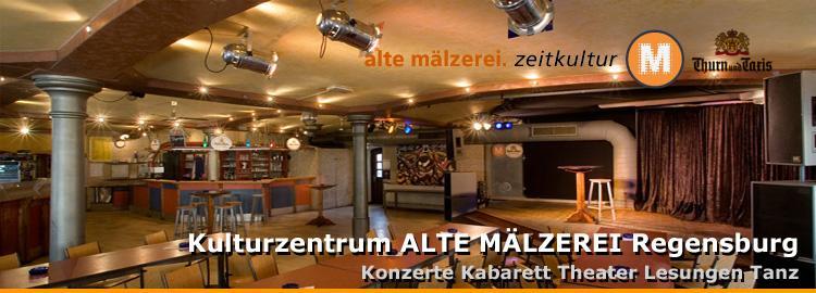 Alte Mälzerei Regensburg